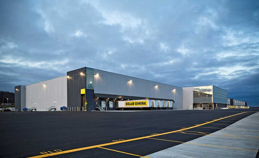 Dollar General Warehouse and Distribution Facility