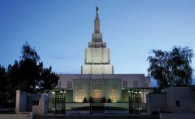 Idaho Falls Temple of the Church of Jesus Christ of Latter-day Saints