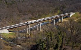 Crum Creek Viaduct Replacement Project
