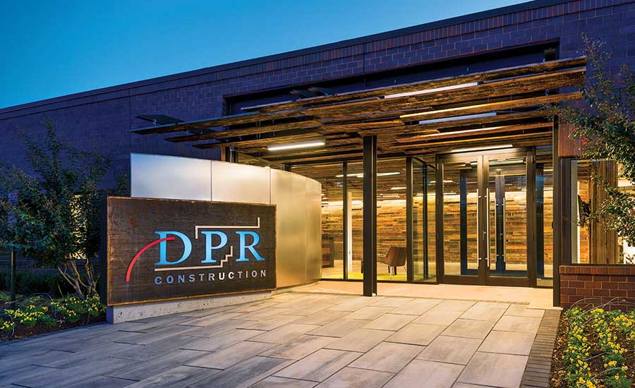 DPR Reston Net-Zero Energy Office