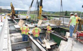 West Virginia's accelerated bridge program