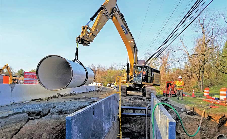 D.C. Area Utility Tackles Aging Infrastructure