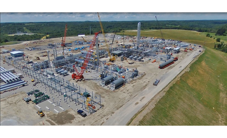 Harmon Creek Natural Gas Processing Plant