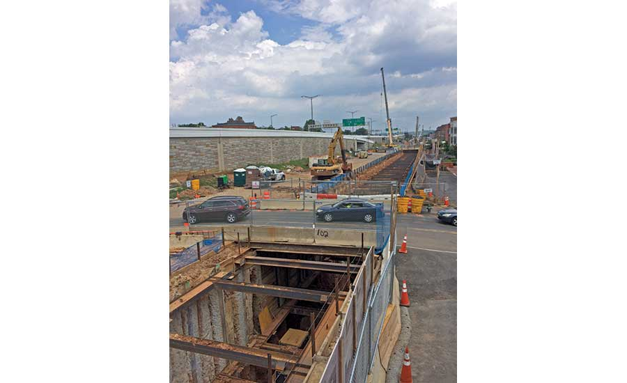 CSX Virginia Avenue Tunnel Reconstruction