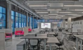 Capital One Incubator Recruiting Office, University of Maryland