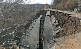 Route 30 Landslide Remediation