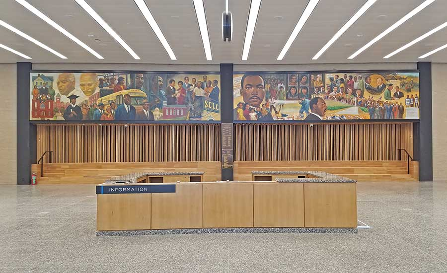 Martin Luther King Jr. Library
