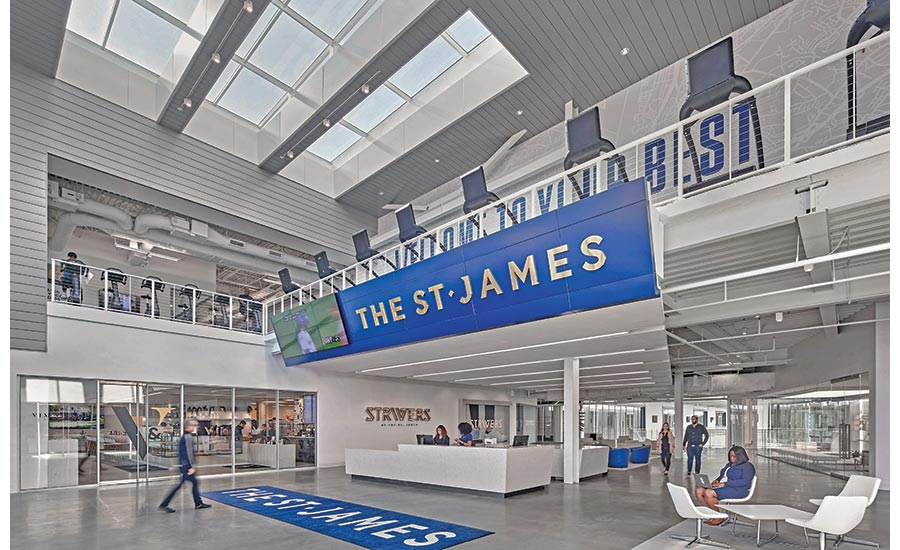 The St. James: Sports, Wellness and Entertainment Complex