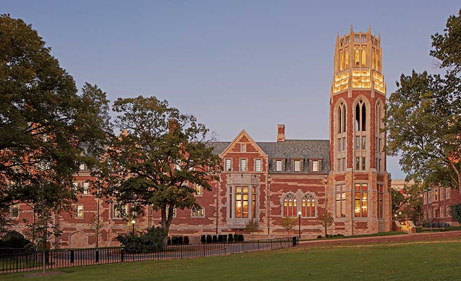 Vanderbilt University's E. Bronson Ingram College