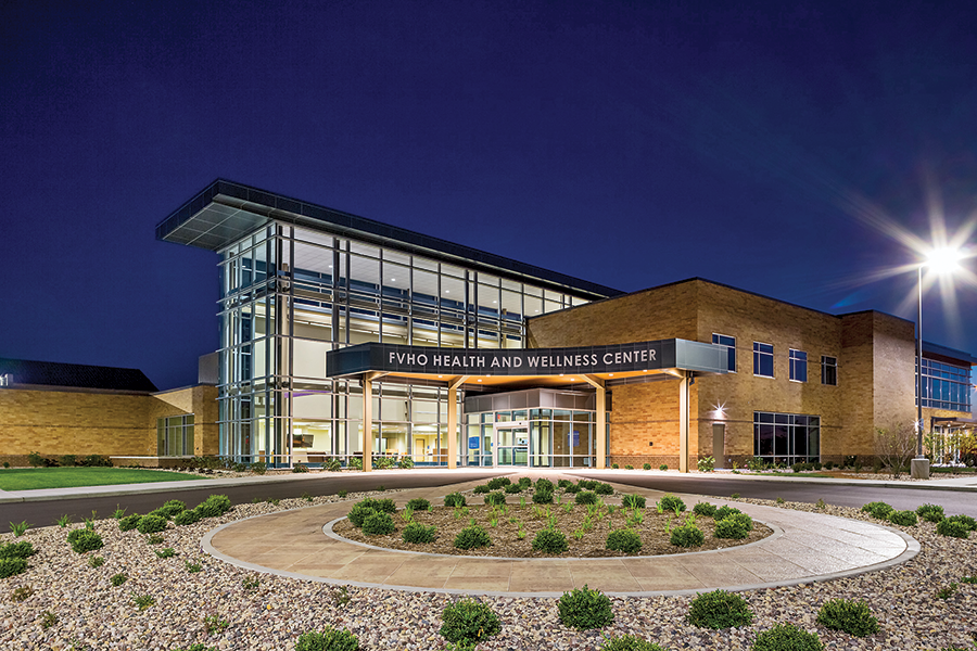 Fox Valley Hematology & Oncology New Health & Wellness Center