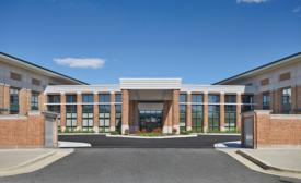 Columbus Regional Hospital Building