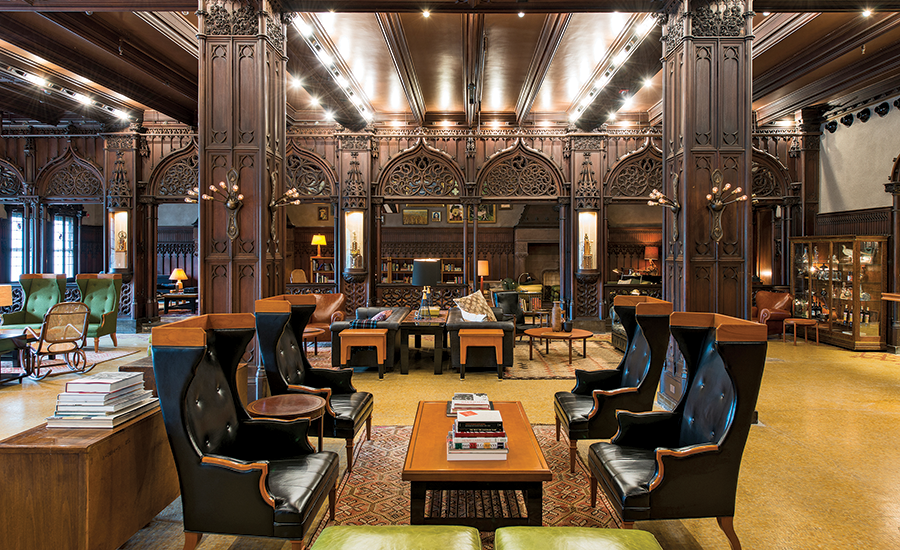 Midwest Project Of The Year Chicago Athletic Association