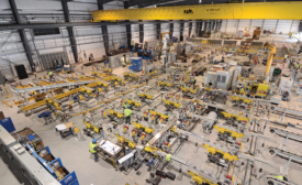 VAM Threading Facility