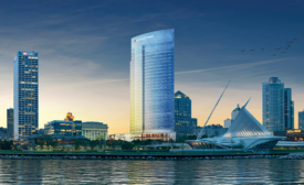 Northwestern Mutual Tower and Commons project