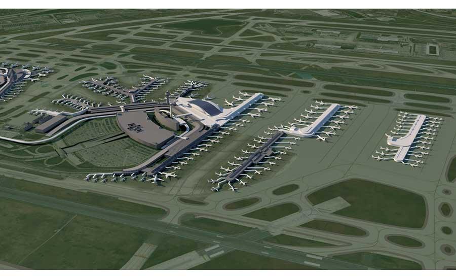85 billion ohare airport overhaul approved 2018 05 14 enr 85 billion ohare airport overhaul approved m4hsunfo