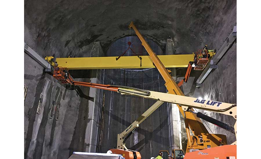 Deep Rock Tunnel Connector Project