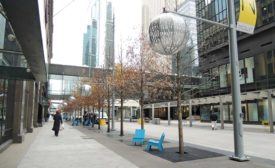 Nicollet Mall Redesign and Reconstruction