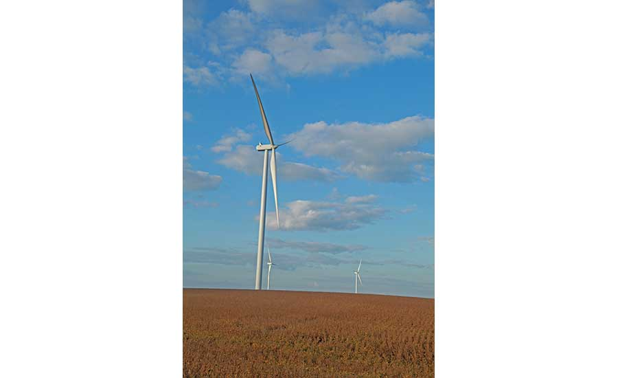 Wind XI's 1,000 turbines