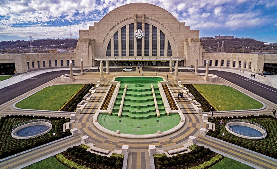 Cincinnati Union Terminal Restoration