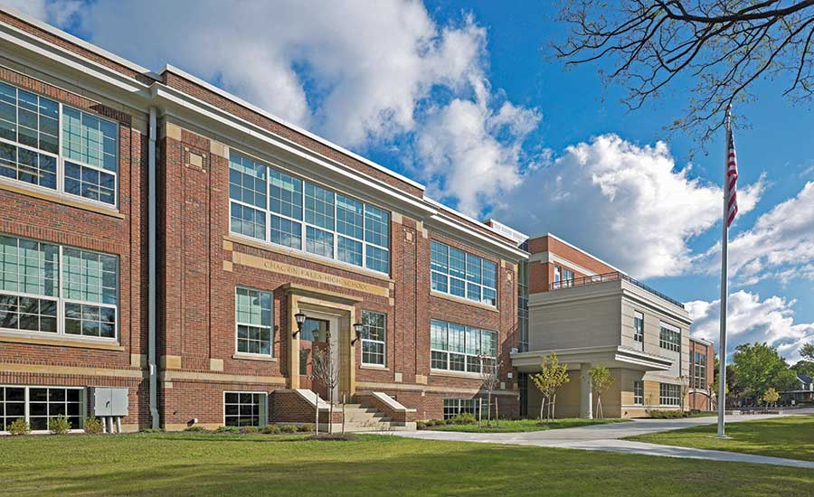 Chagrin Falls Exempted Village School District Intermediate School Renovation and Expansion