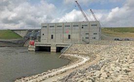 Iowa Dam
