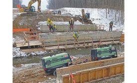 I-69 Finish Line project
