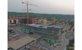 Essentia Health building under construction