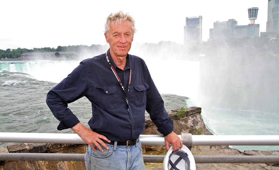 Peter Catchpole Of Power Engineers Honored As 2016