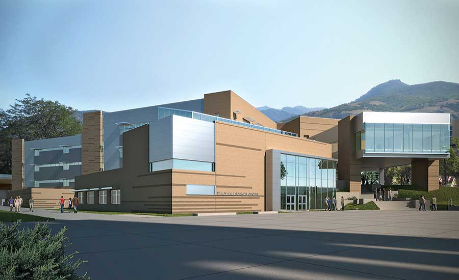 weber state university builds a scientific gathering place