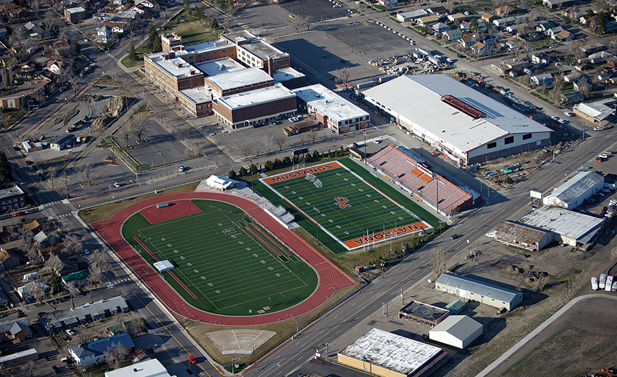 Natrona County High School Field House