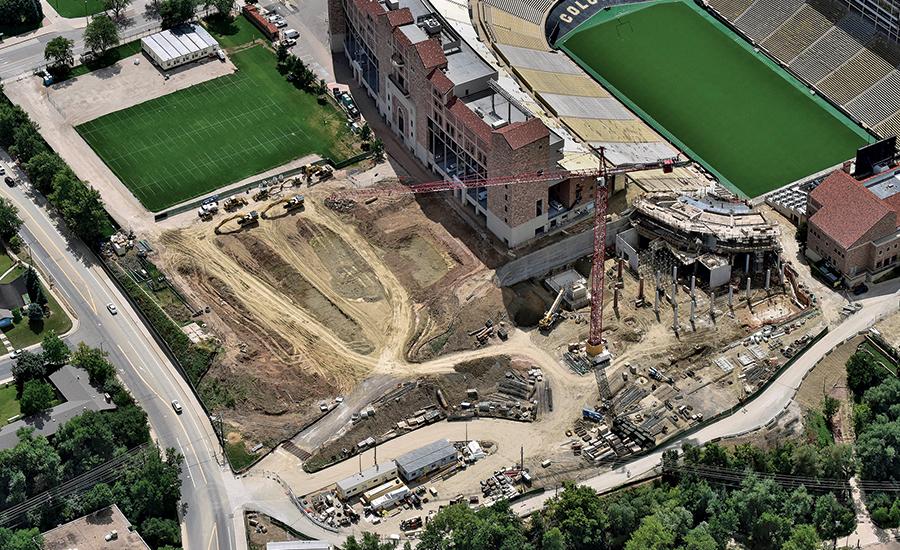 University Of Colorado Athletics >> Best Sports Entertainment University Of Colorado Athletics Complex