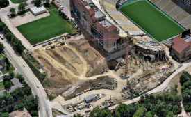 University of Colorado Athletics Complex construction starts
