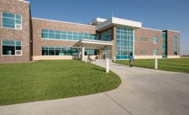 Northfield High School exterior