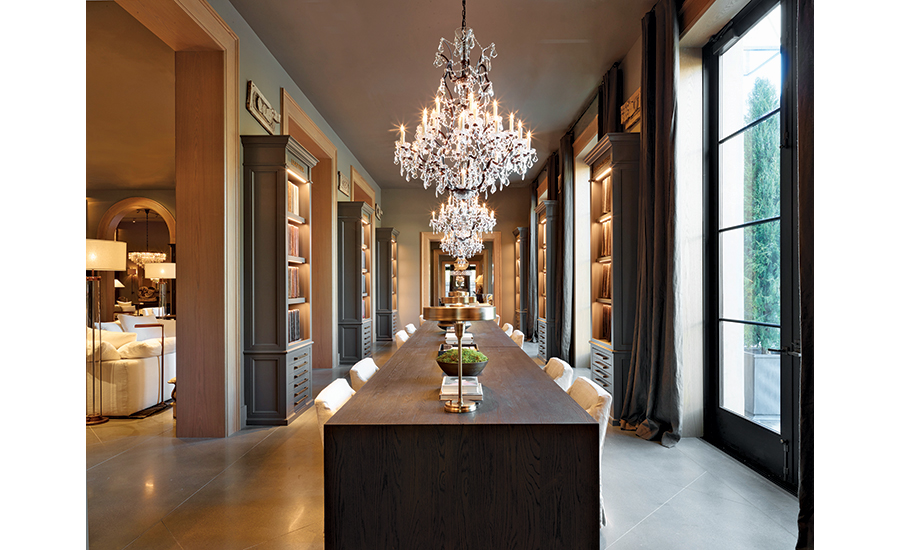 Restoration Hardware Gallery