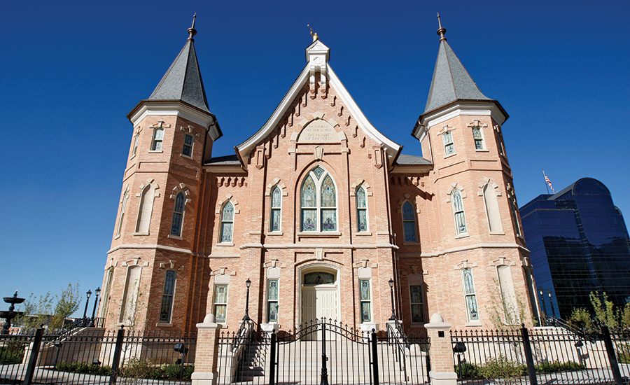 Provo City Center Temple Rises From the Ashes to Become a Community Icon