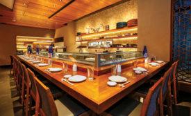 Matsuhisa sushi bar