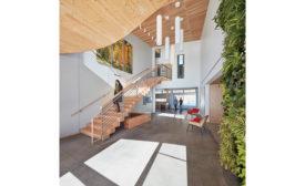 RMI Innovation Center interior