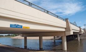 Sunset Street Bridge