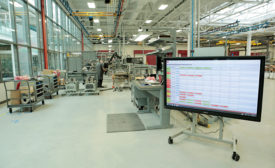 Woodward Industrial Turbomachinery Systems