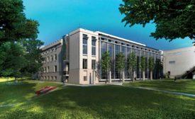 Crocker Science Building