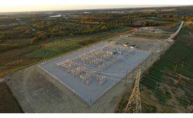 Nottingham 138- kV Switchyard