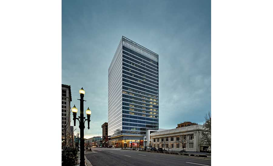 IM Office/Retail/Mixed-Use Development Best Project: 111 Main | 2017