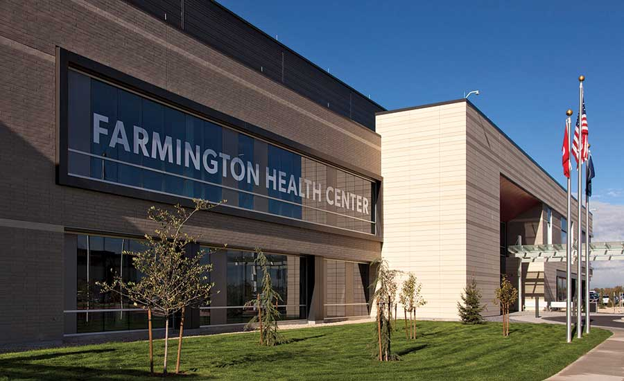 Health Care, Best Project: University Of Utah Health Care Farmington Health  Center