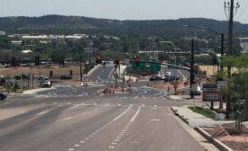 I-25 & Fillmore Street Diverging Diamond Interchange