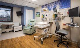 Poudre Valley Hospital NICU Renovation