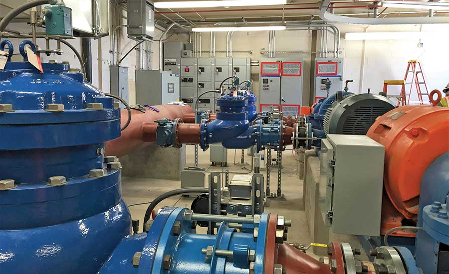 Westminster Pump Stations Improvements