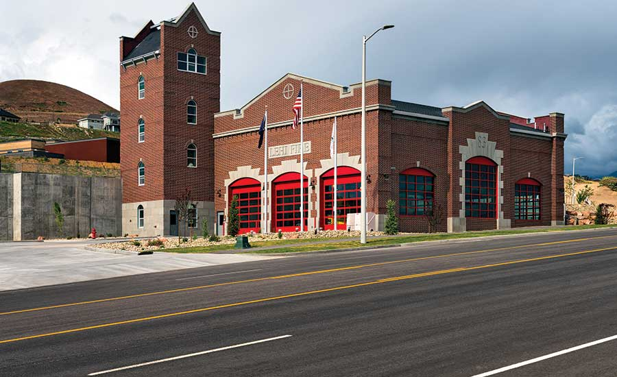 Lehi Fire Station No. 83