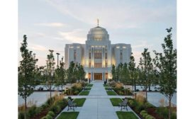 Meridian Idaho LDS Temple