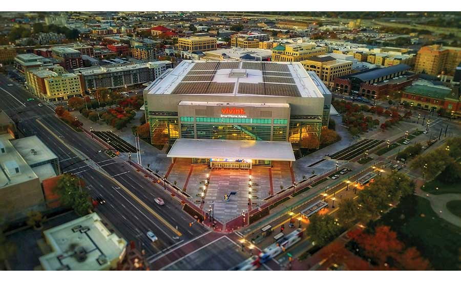 Vivint SmartHome Arena Renovation