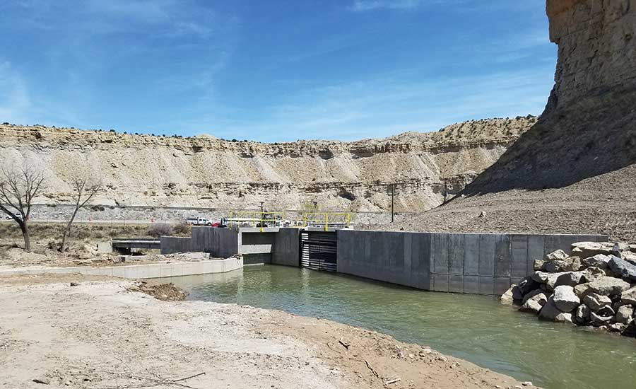 Carbon Canal Co. Carbon Canal Diversion EWP